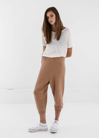 Tan Gerda Trousers