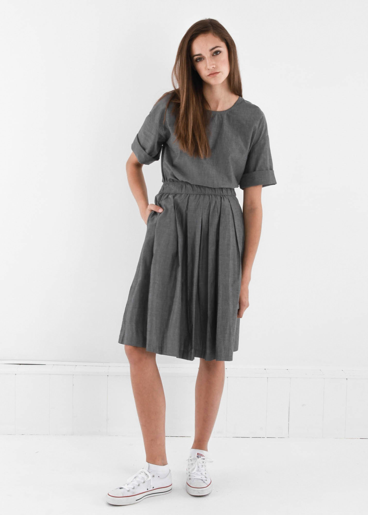 Kowtow On The Surface Skirt — New Classics Studios