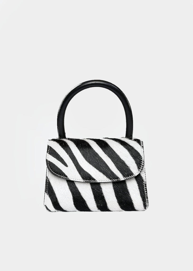 BY FAR Zebra Mini Bag — Shop sustainable fashion and slow fashion at New Classics Studios