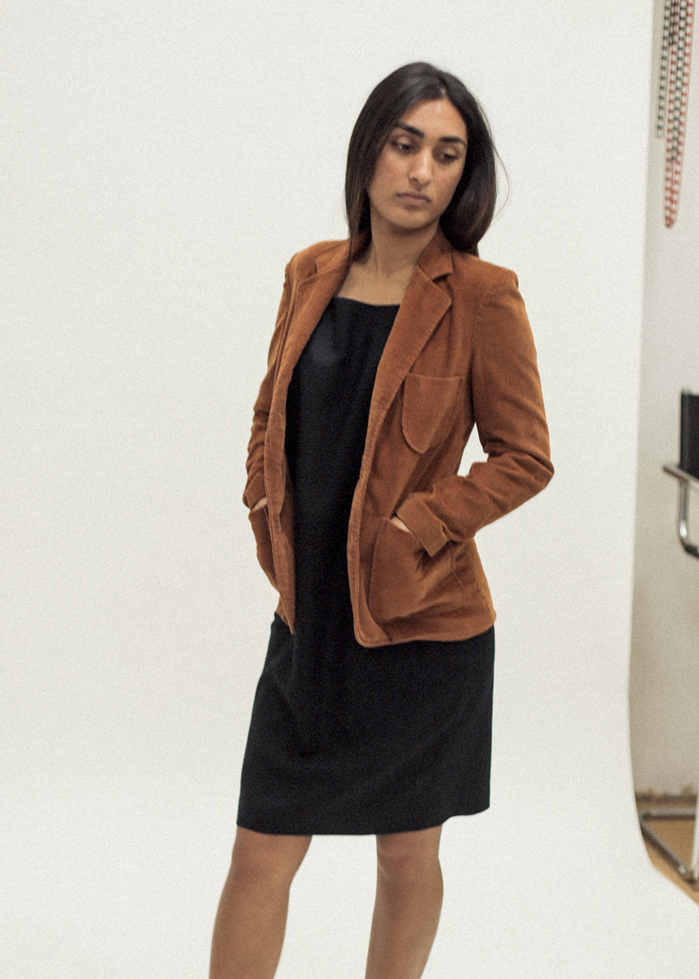Pre by New Classics Vintage Corduroy Blazer — Shop sustainable fashion and slow fashion at New Classics Studios