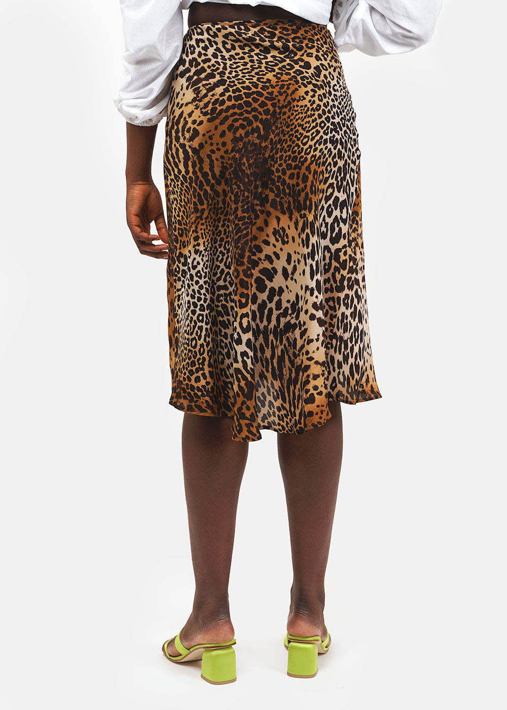 Ciao Lucia Leopard Carlotta Skirt — Shop sustainable fashion and slow fashion at New Classics Studios