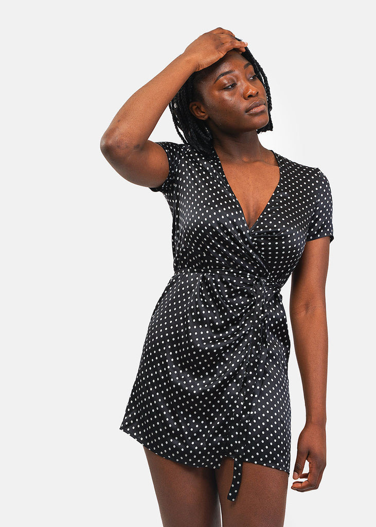 Ciao Lucia Polka Dot Zia Dress — Shop sustainable fashion and slow fashion at New Classics Studios