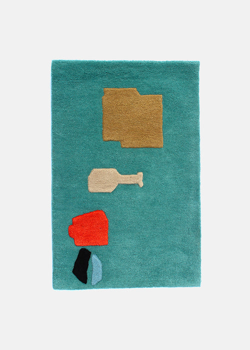 Cold Picnic Objects from Home Rug — New Classics Studios
