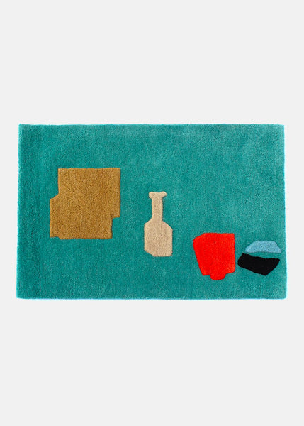 Objects from Home Rug