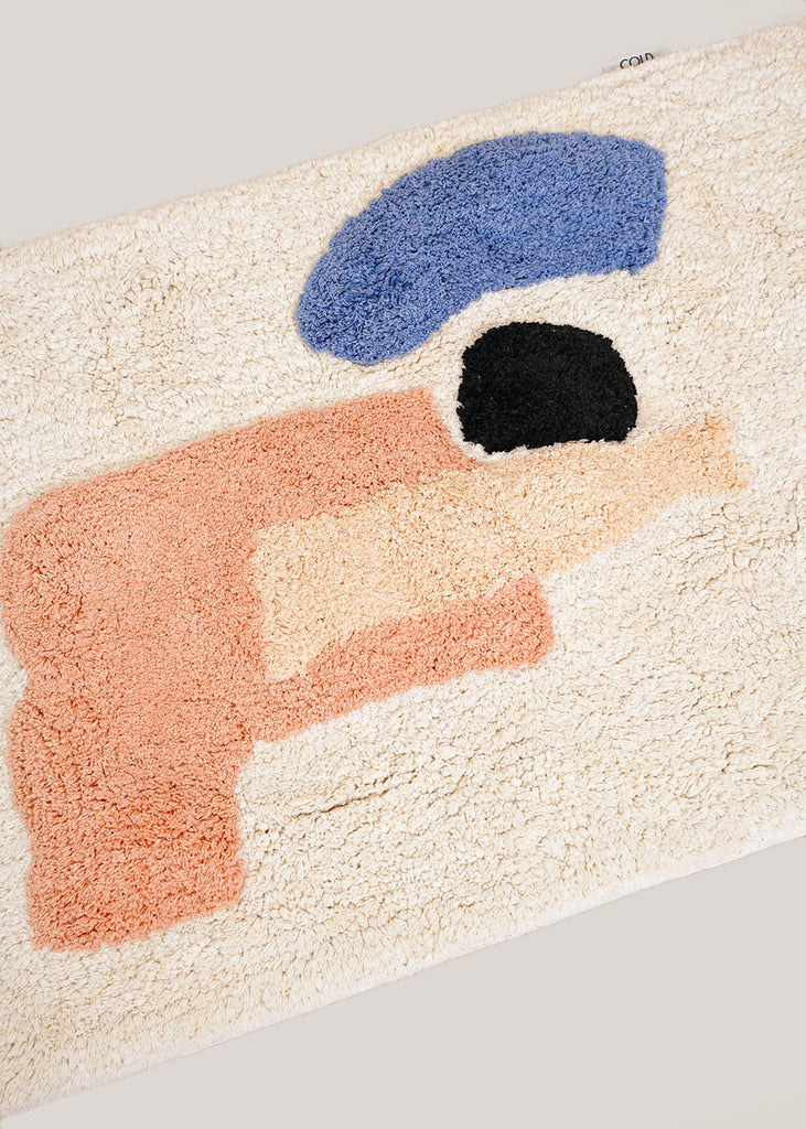 Sleeping Giant Bath Mat