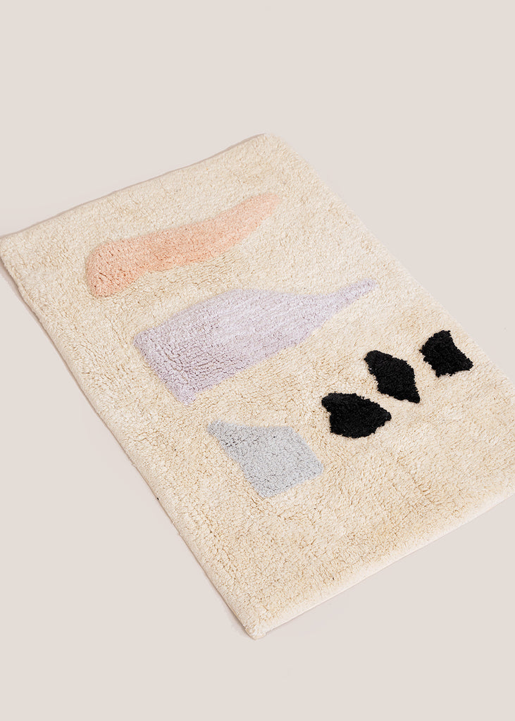 Talking Rocks Bath Mat