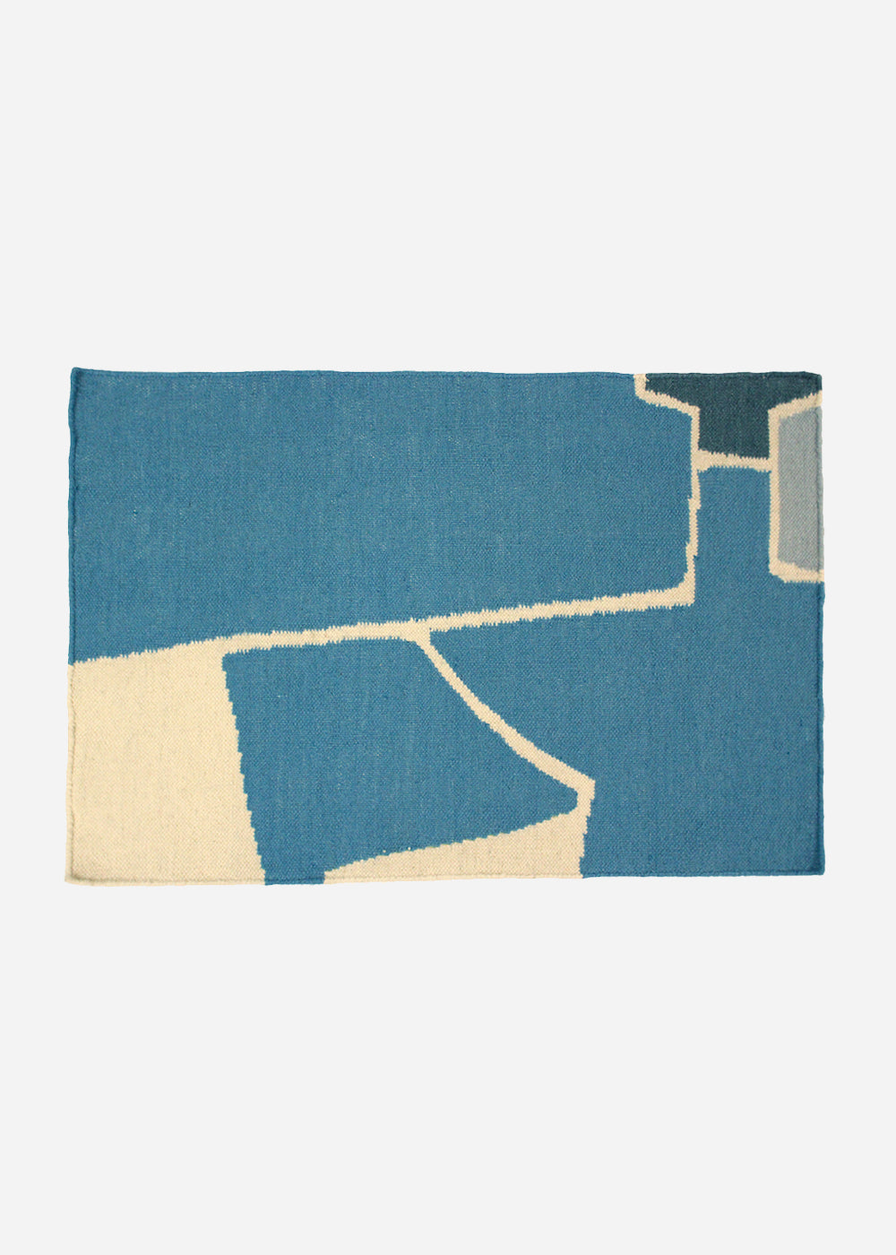 Cold Picnic Four Rivers Flat Weave Rug — Shop sustainable fashion and slow fashion at New Classics Studios