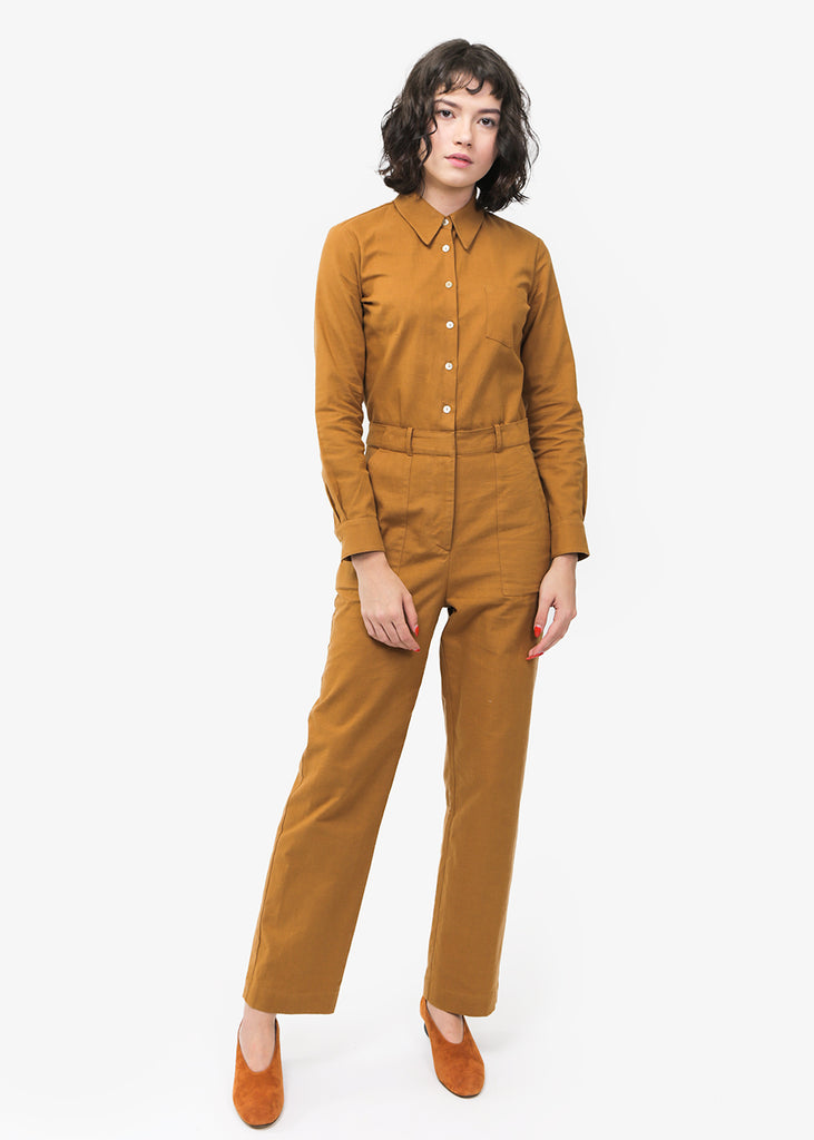 Combine De Filles Le Laurence Jumpsuit — Shop sustainable fashion and slow fashion at New Classics Studios