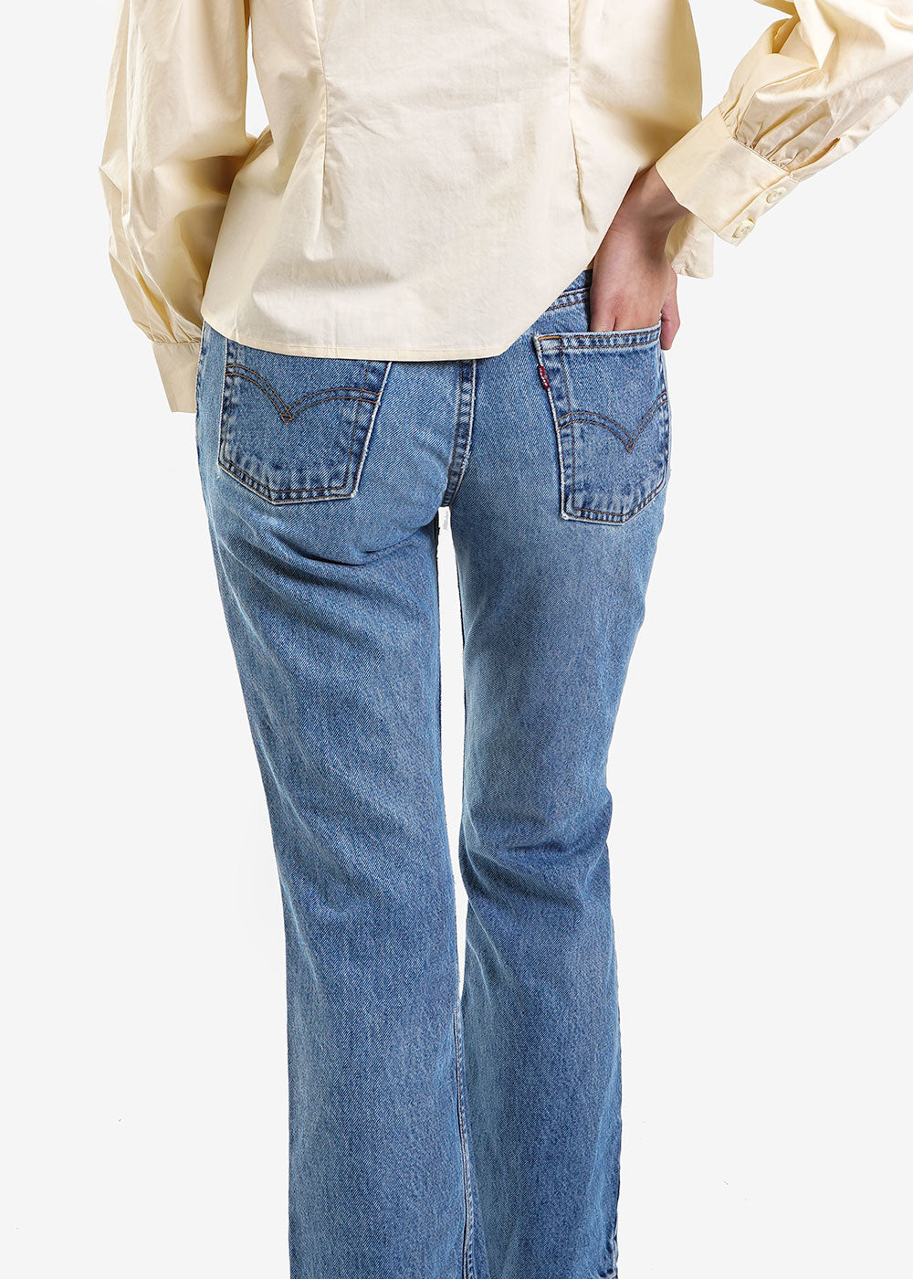 Denim Refinery Vintage Levi's 517 — Shop sustainable fashion and slow fashion at New Classics Studios