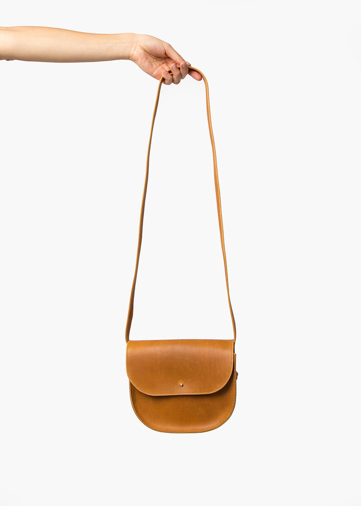 Erin Templeton Small Round-About Bag — Shop sustainable fashion and slow fashion at New Classics Studios