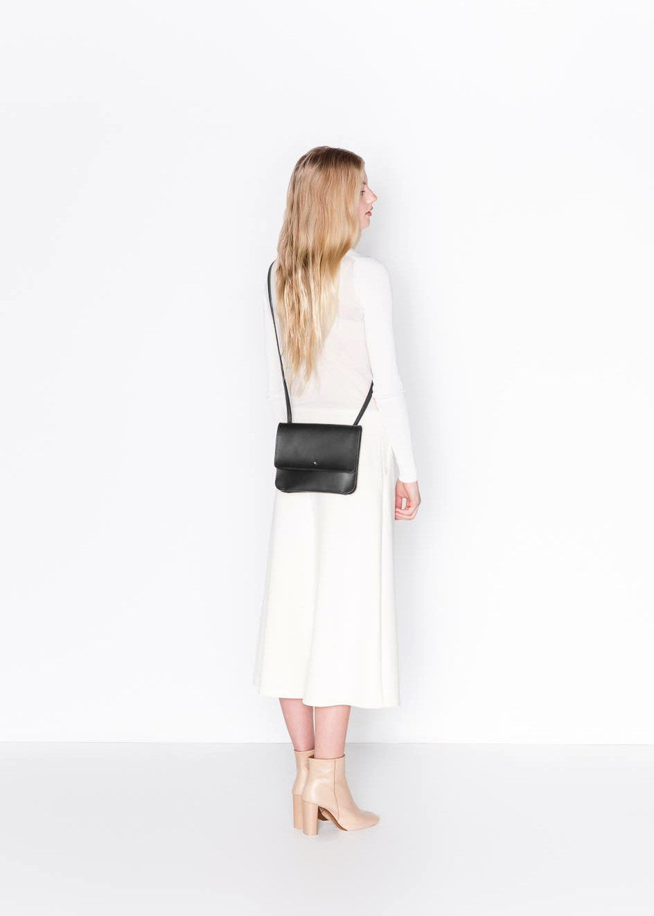Erin Templeton Straight And Narrow Bag in Black — New Classics Studios