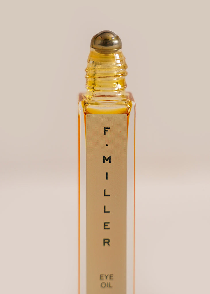 F. MILLER Eye Oil — New Classics Studios