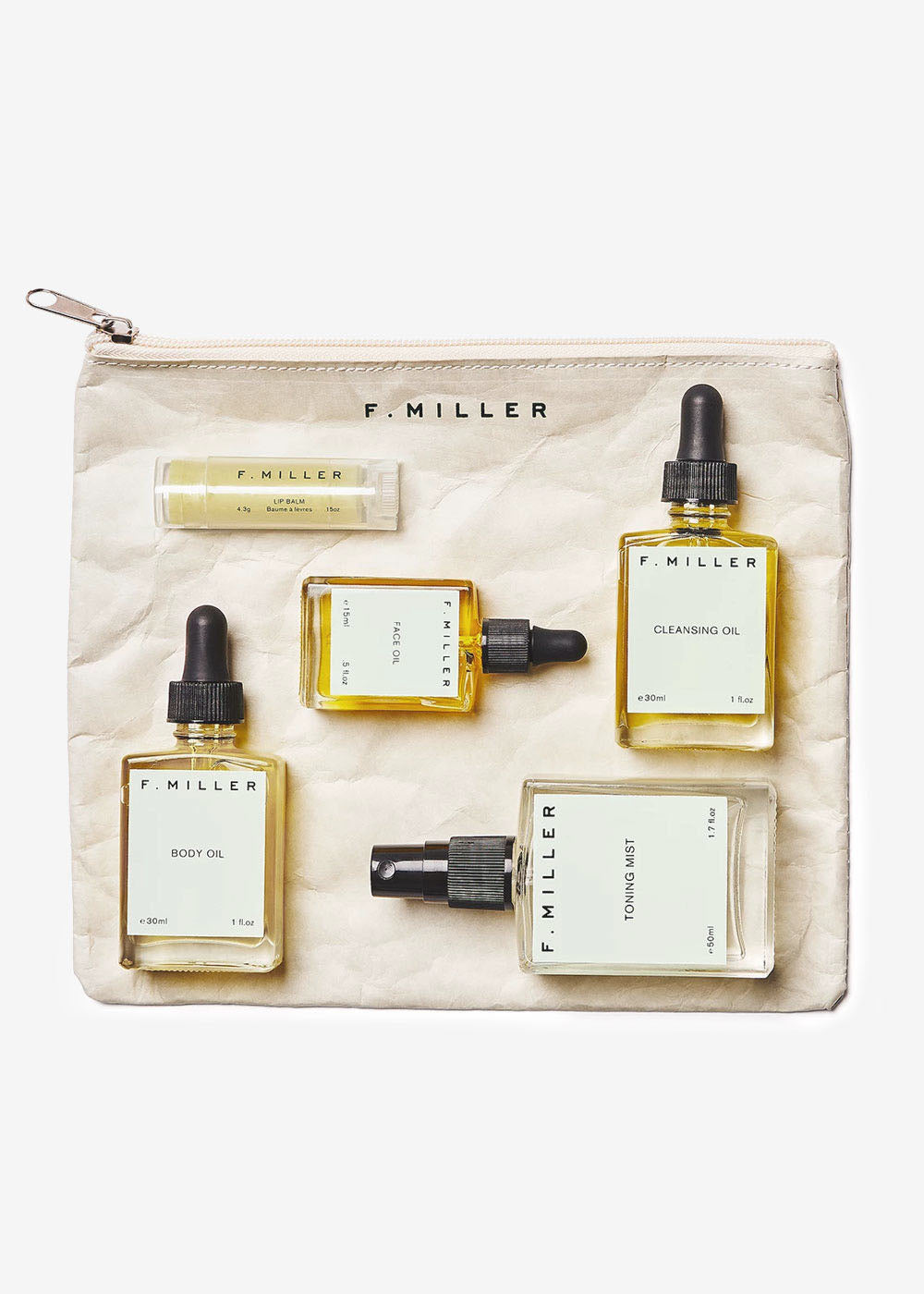 F. MILLER Necessity Kit — Shop sustainable fashion and slow fashion at New Classics Studios