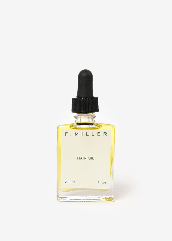 F. MILLER Hair Oil — Shop sustainable fashion and slow fashion at New Classics Studios