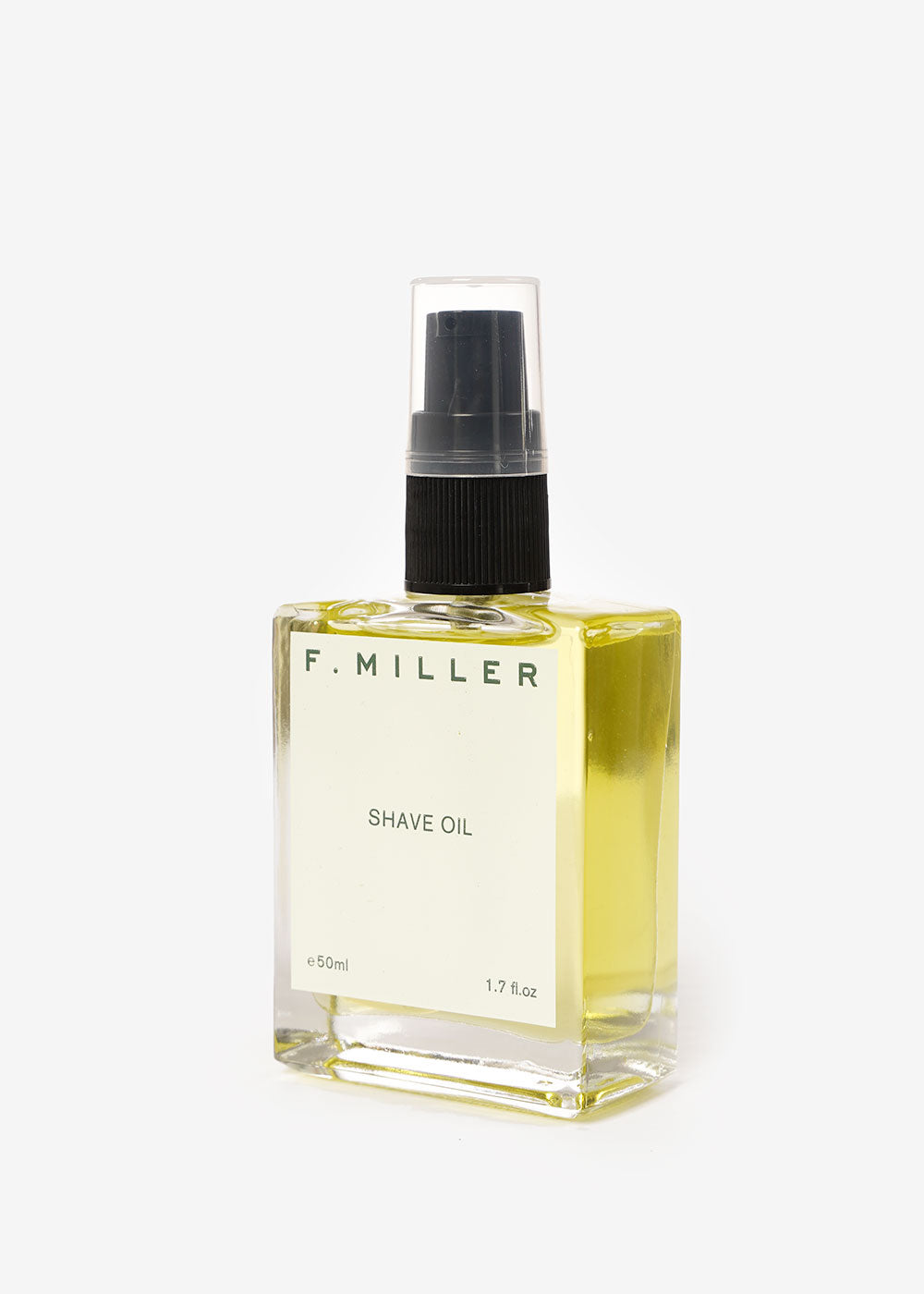 F. MILLER Shave Oil — Shop sustainable fashion and slow fashion at New Classics Studios