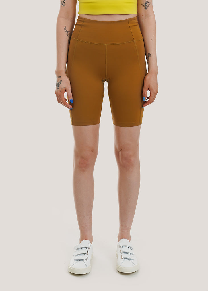 Saddle High Rise Bike Short