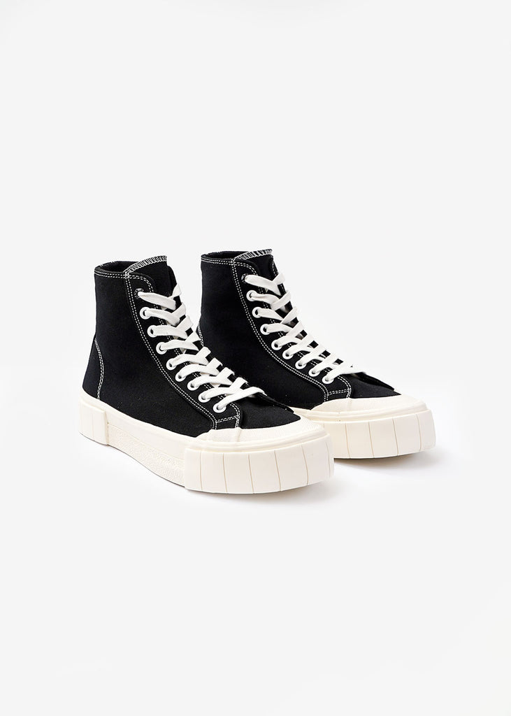 Black Bagger 2 Hi Sneakers