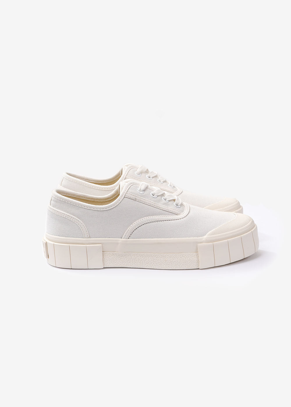 GOOD NEWS Off White Bagger 2 Low Sneakers — New Classics Studios