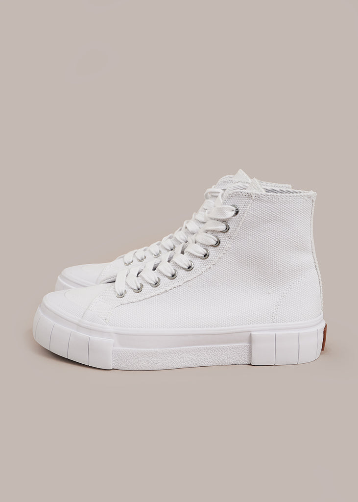 White Palm Core Sneakers
