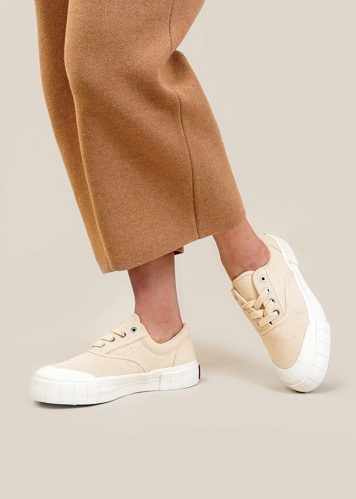 Oatmeal Opal Core Sneakers