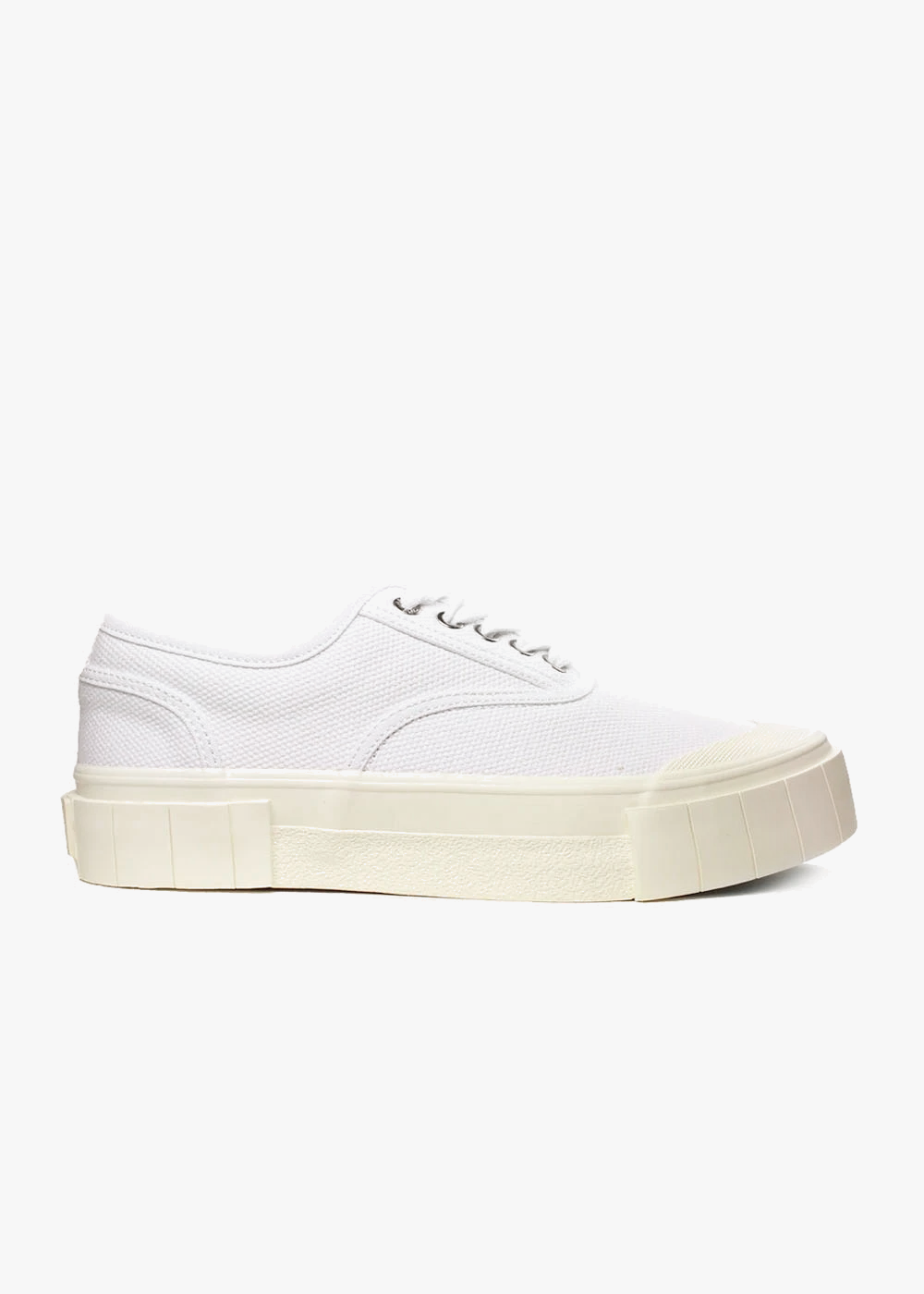 GOOD NEWS White Ace Sneakers — Shop sustainable fashion and slow fashion at New Classics Studios