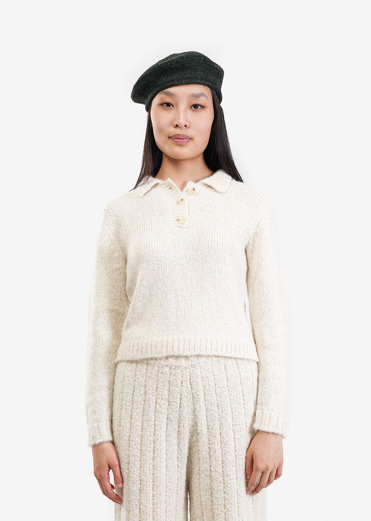 Remy Collared Sweater