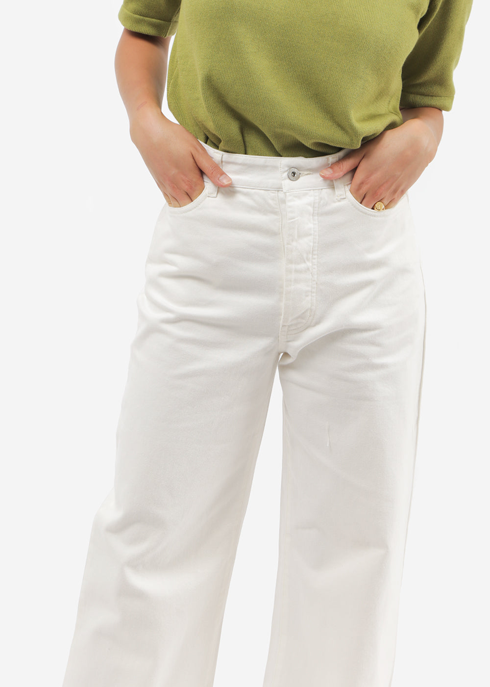 Kowtow Stage Pant — Shop sustainable fashion and slow fashion at New Classics Studios