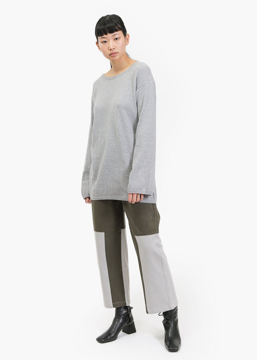 Kowtow Light Lakeside Sweater — New Classics Studios