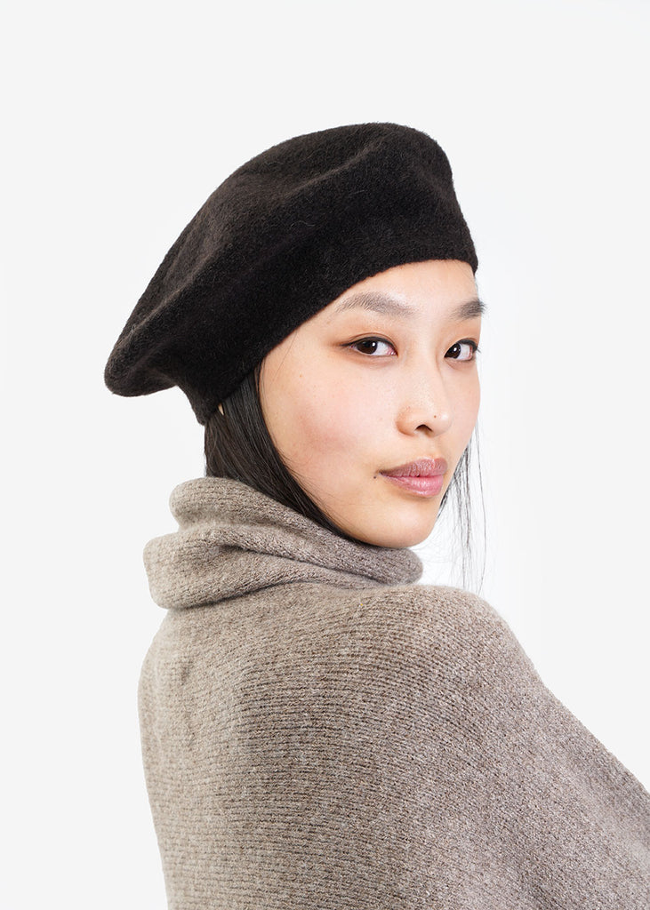 Lauren Manoogian Monk Horizontal Beret — New Classics Studios