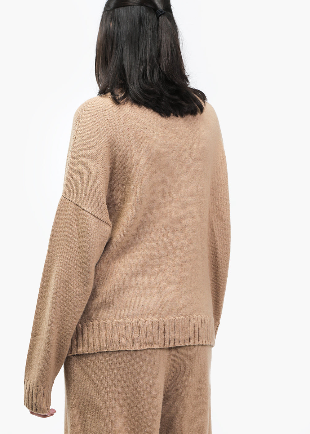 Lauren Manoogian Dune Wide Crewneck — Shop sustainable fashion and slow fashion at New Classics Studios