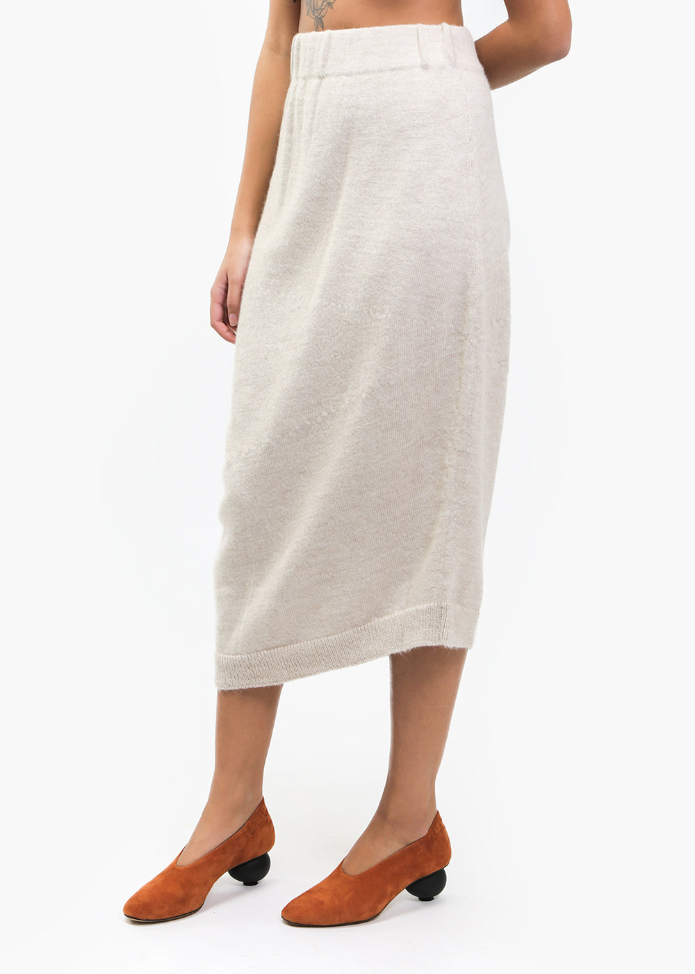 Lauren Manoogian Hessian Bend Skirt — New Classics Studios