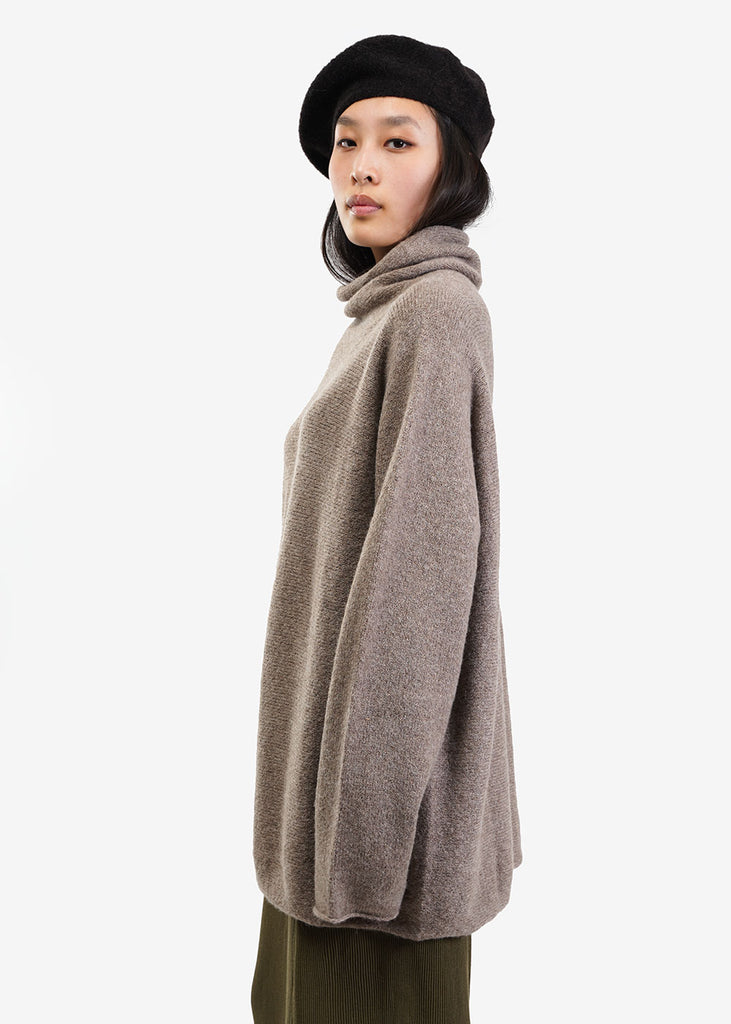 Lauren Manoogian Mouse Horizontal Cowlneck Sweater — New Classics Studios