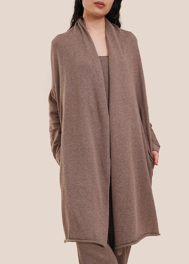 Long Slouch Cardigan