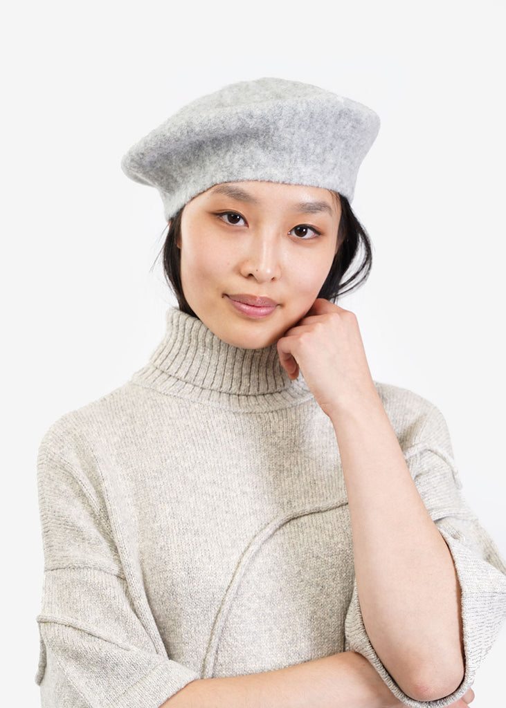 Pebble Horizontal Beret - New Classics Studios