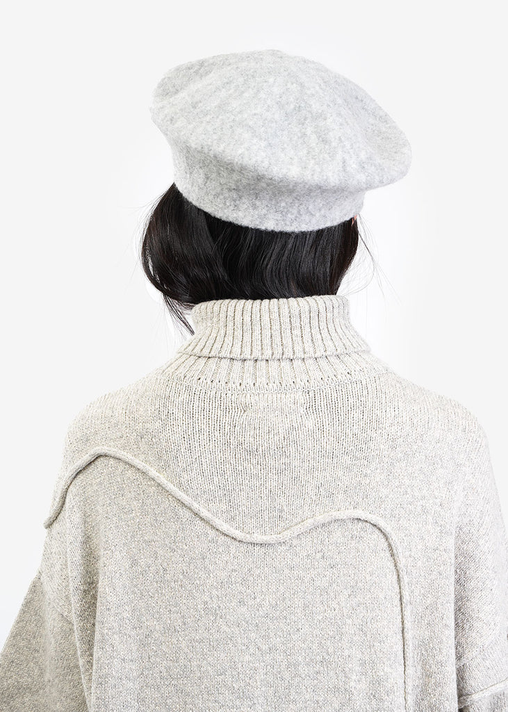 Pebble Horizontal Beret