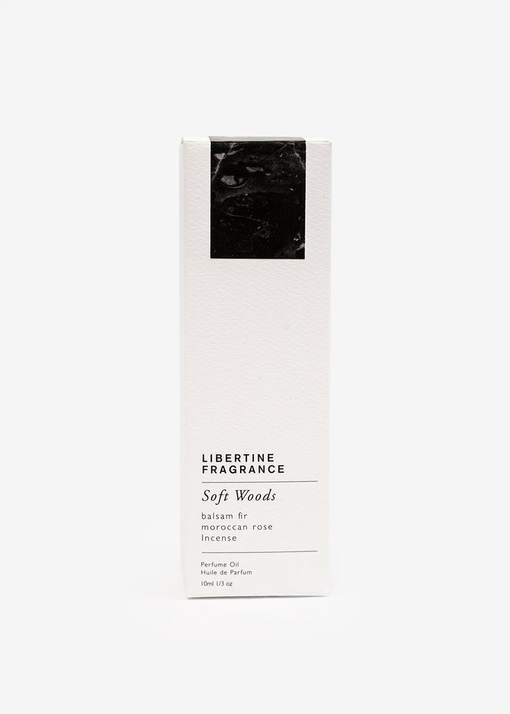 Libertine Fragrance Soft Woods Roll On Fragrance — Shop sustainable fashion and slow fashion at New Classics Studios