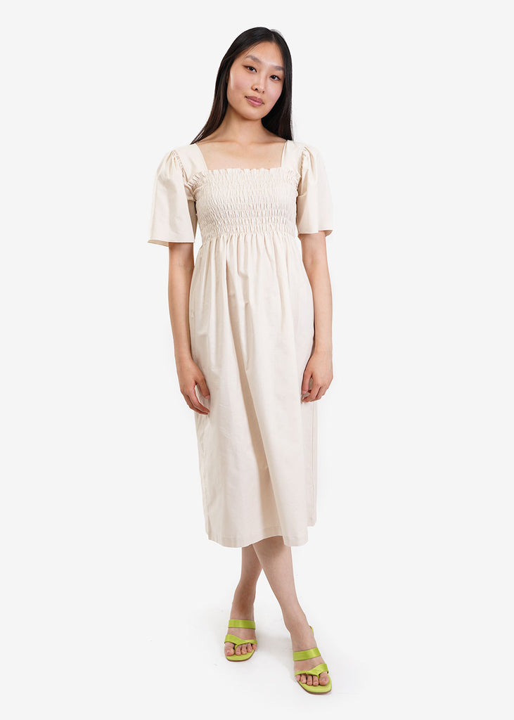 Lisa Says Gah Toni Midi Dress — New Classics Studios