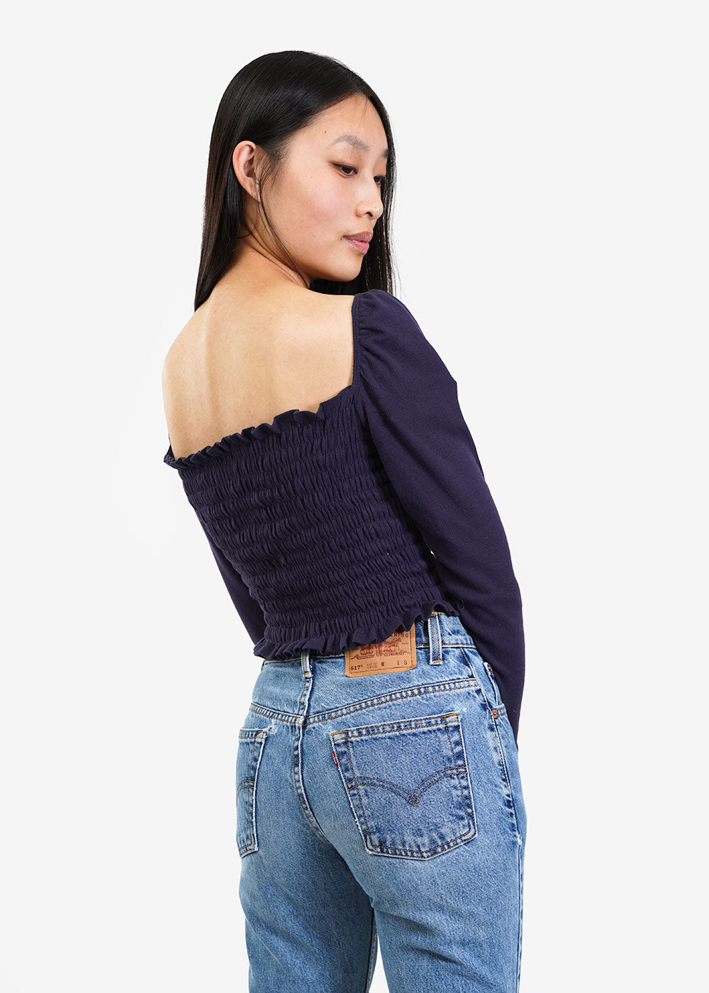 Lisa Says Gah Sophie Top — Shop sustainable fashion and slow fashion at New Classics Studios