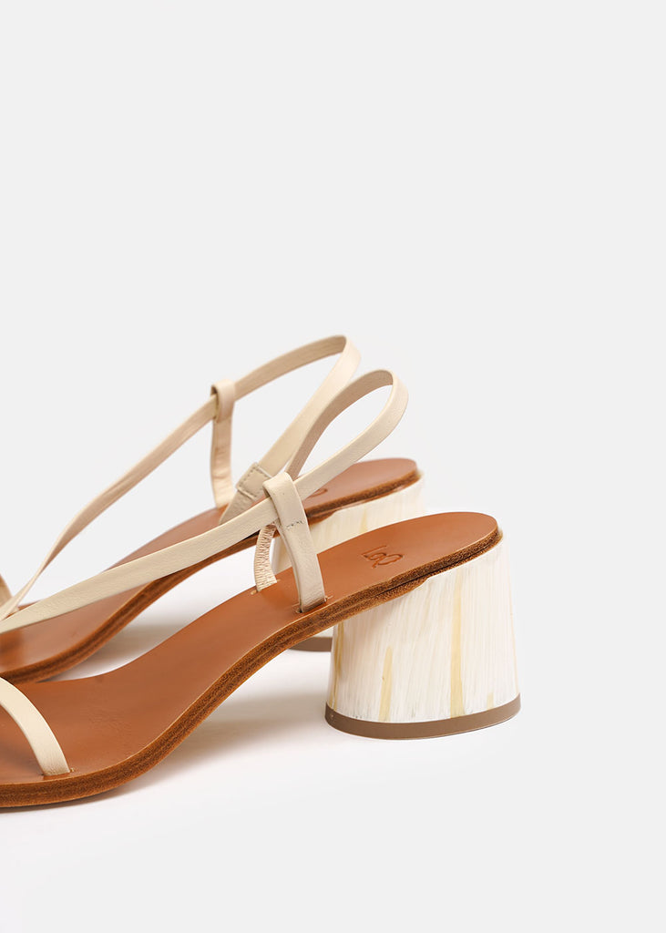 LoQ Crema Isla Sandals — Shop sustainable fashion and slow fashion at New Classics Studios