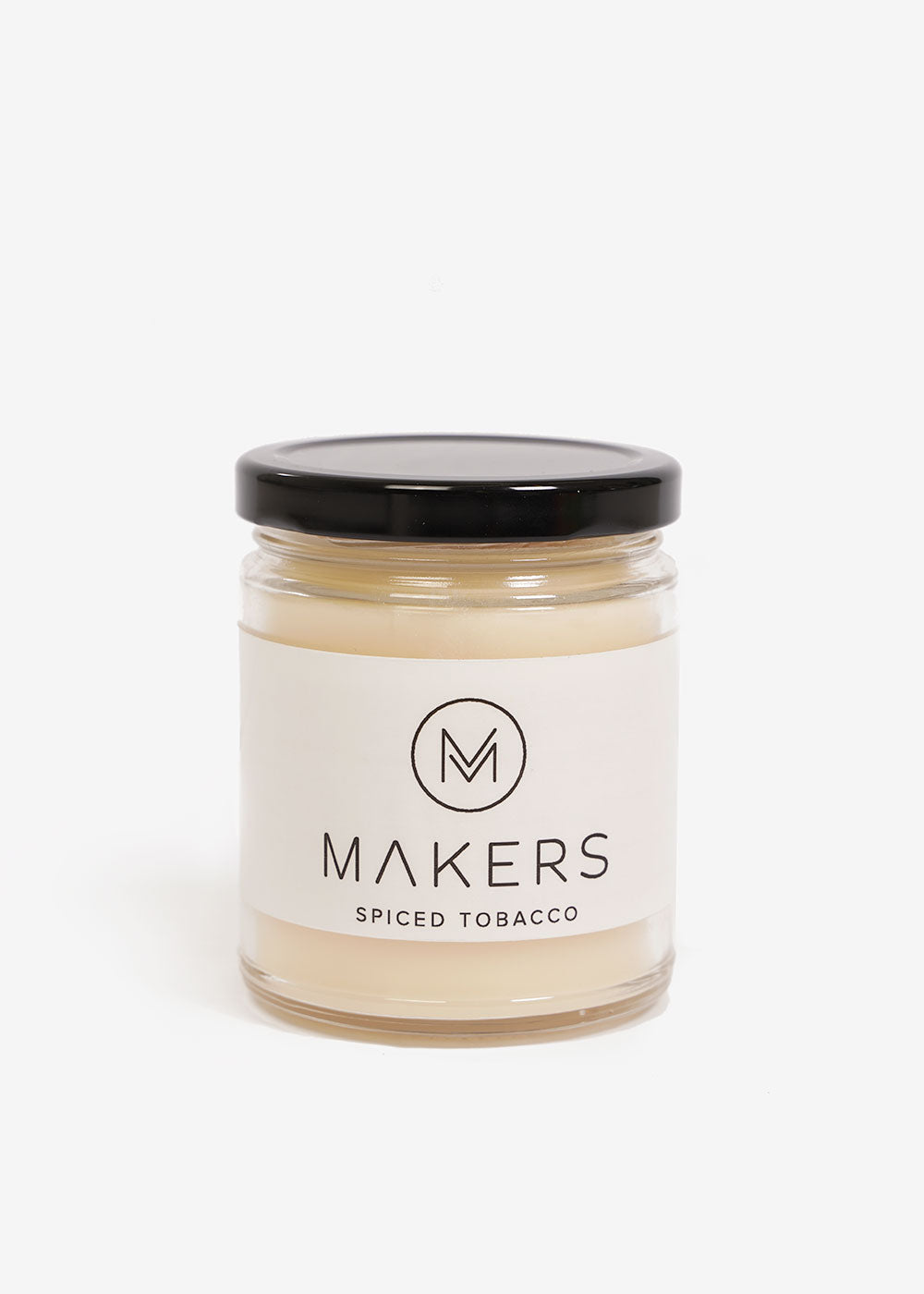 Makers Candle Supply Spiced Tobacco Candle — Shop sustainable fashion and slow fashion at New Classics Studios