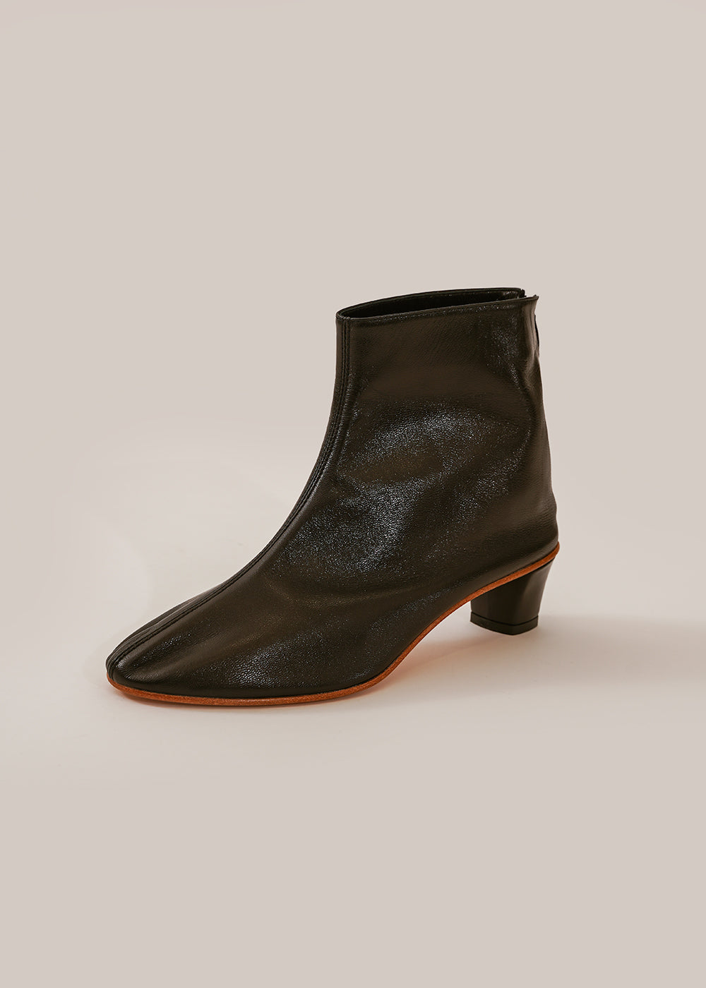 Black High Leone Boots - New Classics Studios