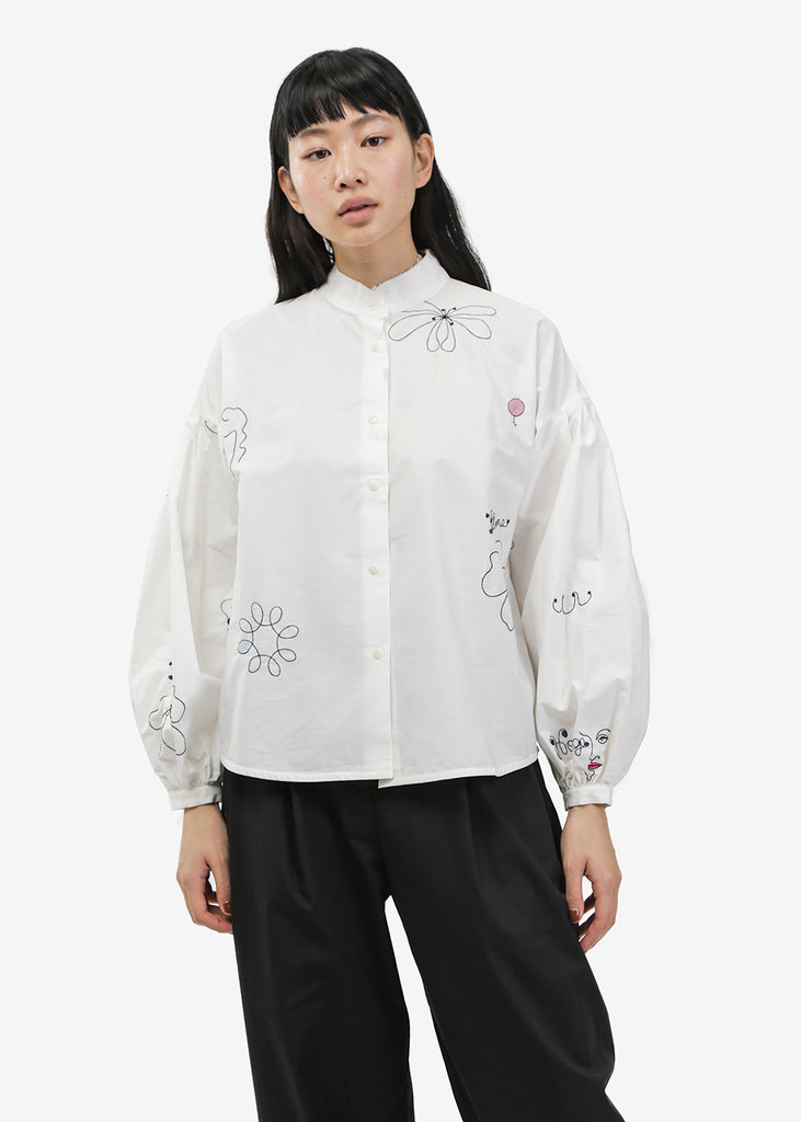 Poppy Cut Shirt