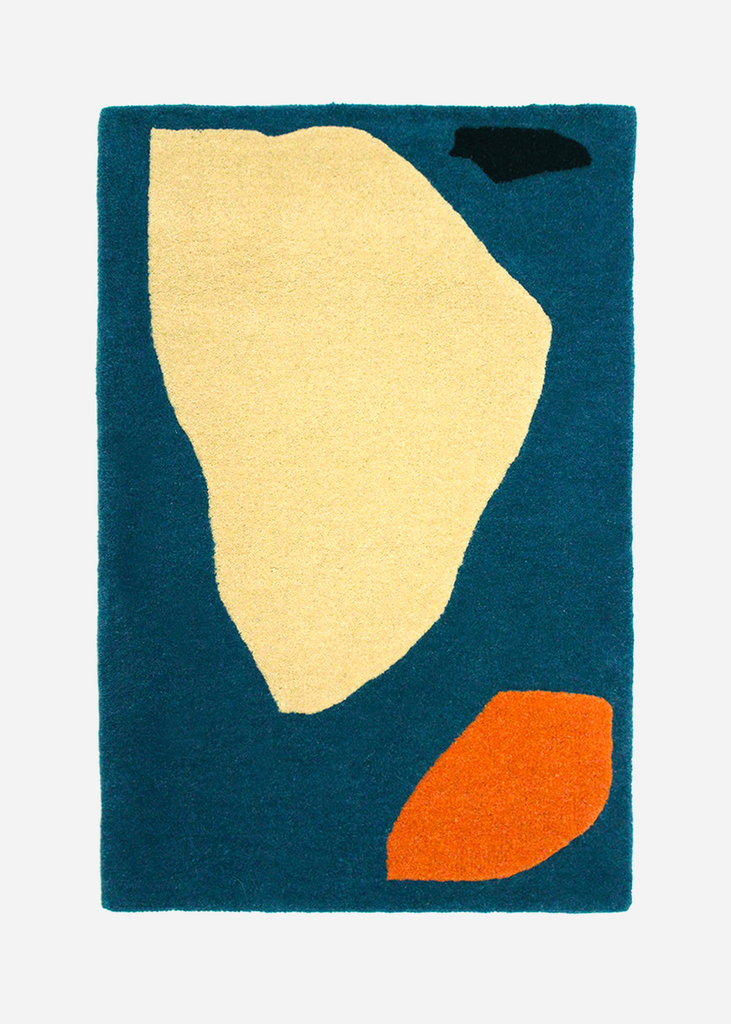 Cold Picnic Frozen Pond Rug — Shop sustainable fashion and slow fashion at New Classics Studios