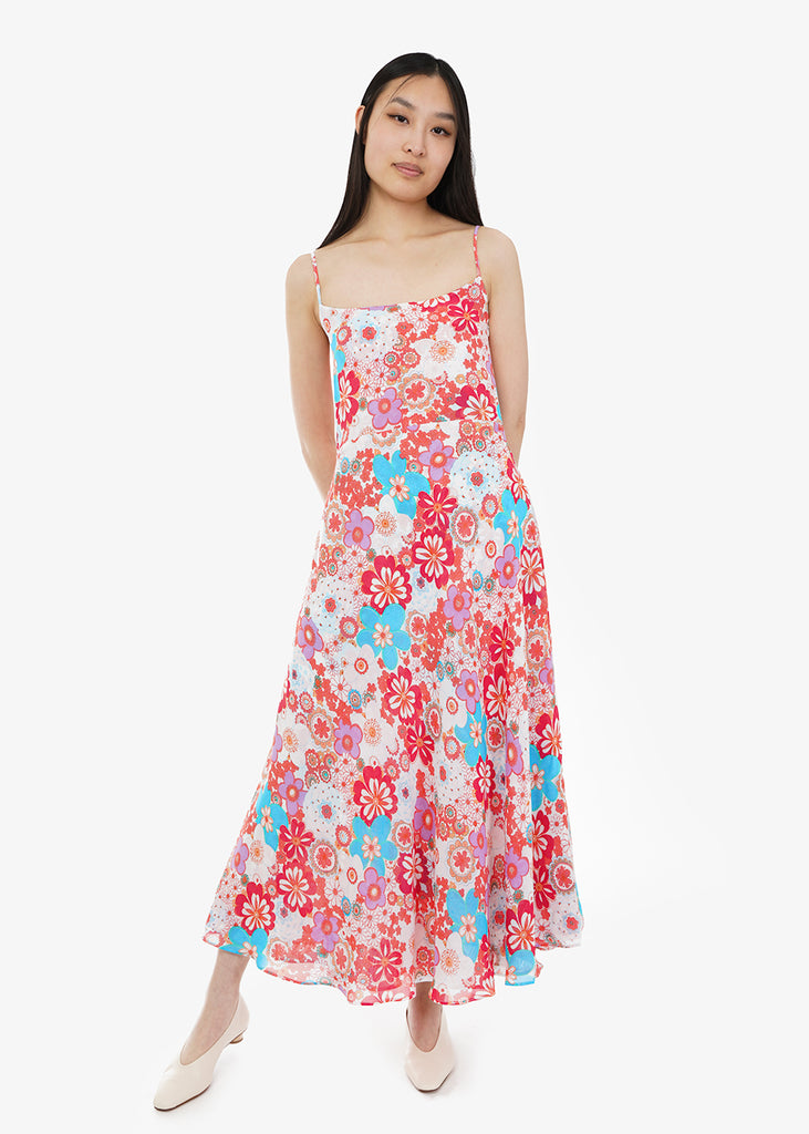 Piccadilly Floral Market Dress - New Classics Studios