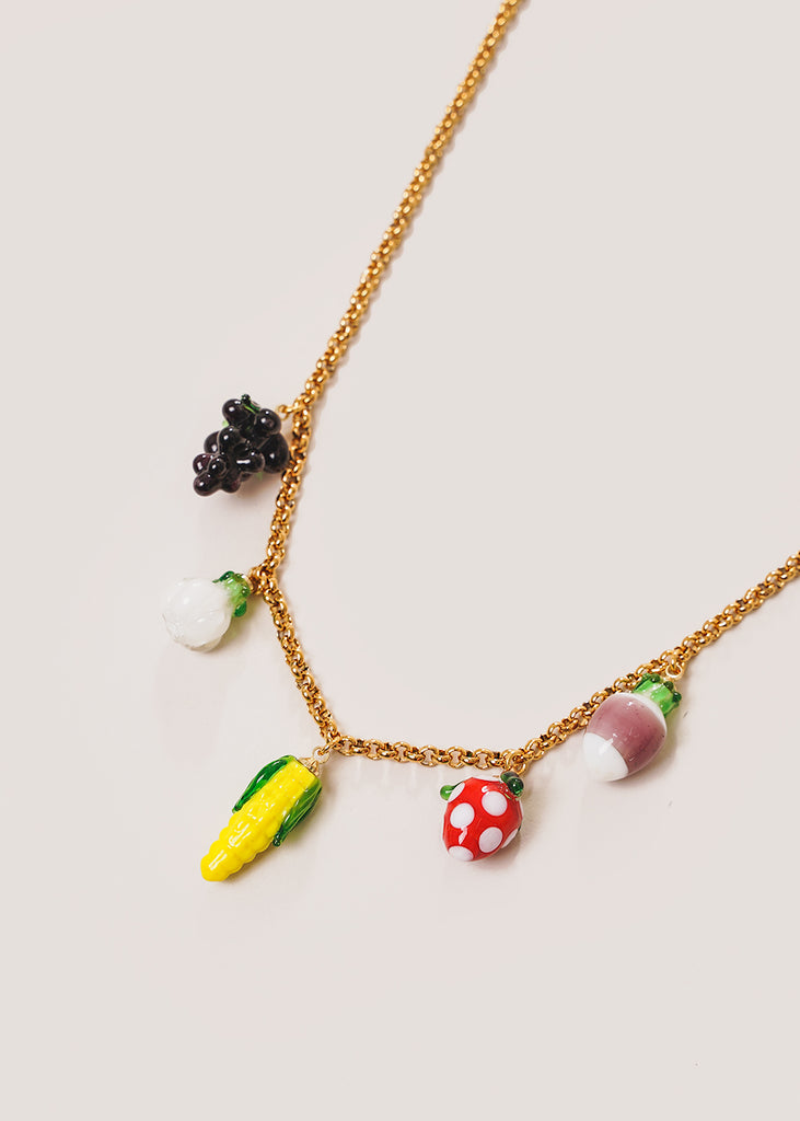 Salad Mix Necklace