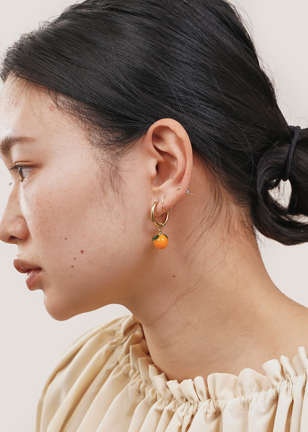 Tangerines Earrings