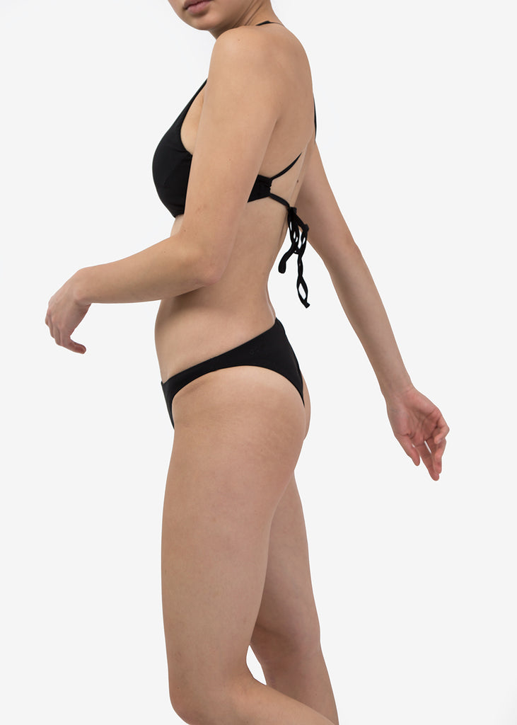 OCIN Black Classic Swim Bottom — Shop sustainable fashion and slow fashion at New Classics Studios