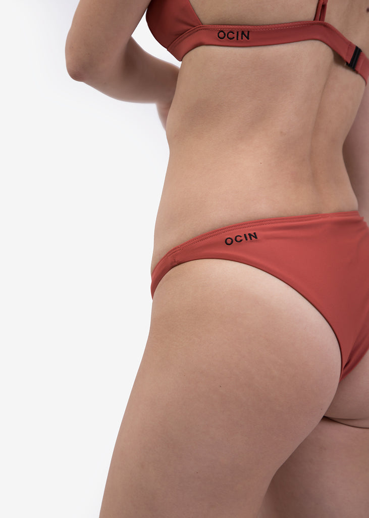 OCIN Sunset Classic Swim Bottom — Shop sustainable fashion and slow fashion at New Classics Studios