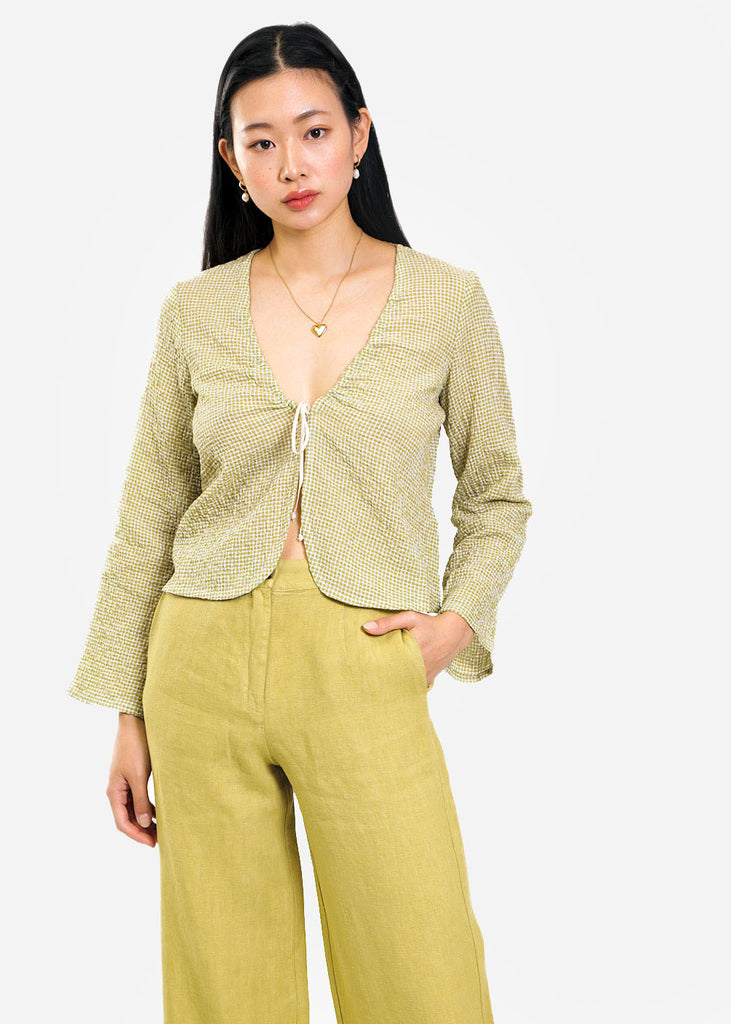 Paloma Wool Cecilia Top — Shop sustainable fashion and slow fashion at New Classics Studios