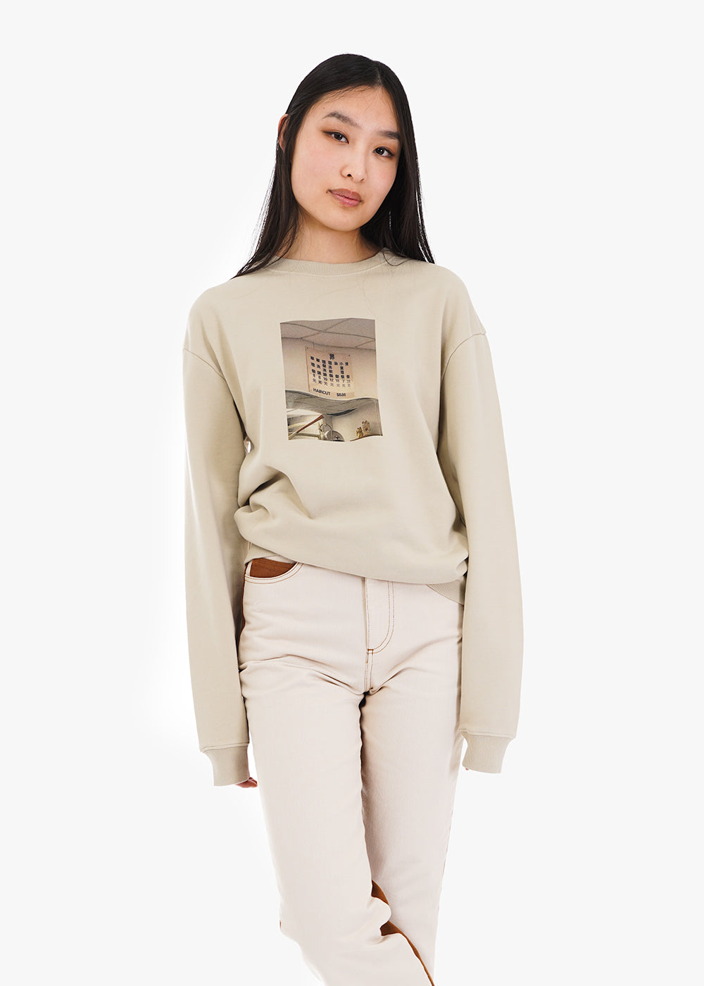 Paloma Wool Hostal Chinatown Sweater — Shop sustainable fashion and slow fashion at New Classics Studios